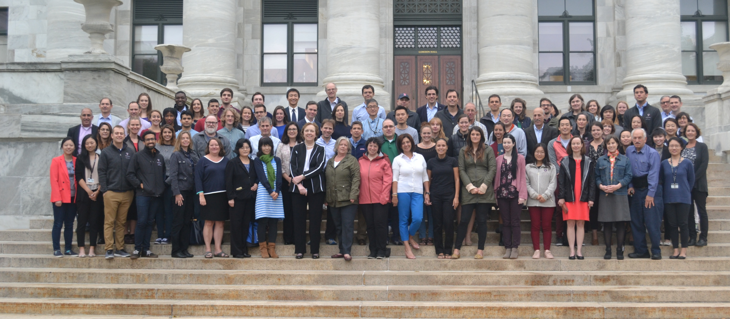 The faculty and staff of the Department of Health Care Policy